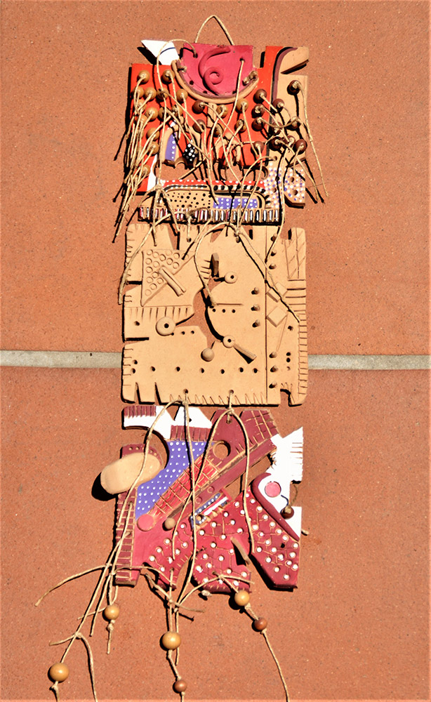 Ceramiche Artistiche Deserti di tracce