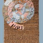 Ceramiche artistiche Fuga a spirale