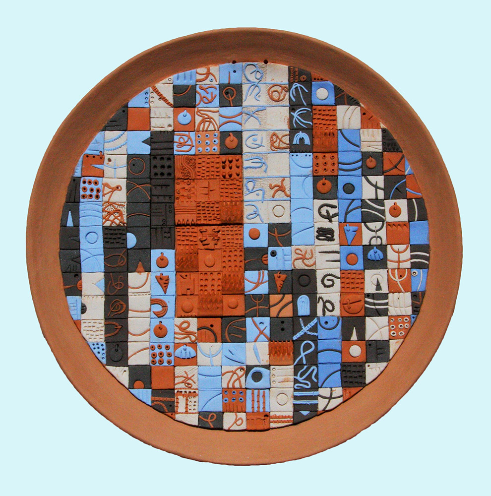 Ceramiche artistiche Gioco di Segni