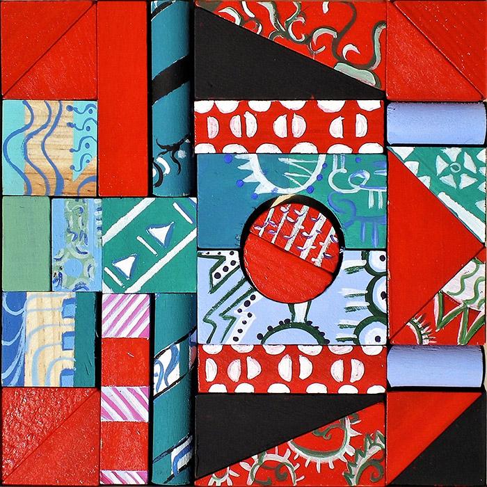 Scatole Creative Macchie di Colore