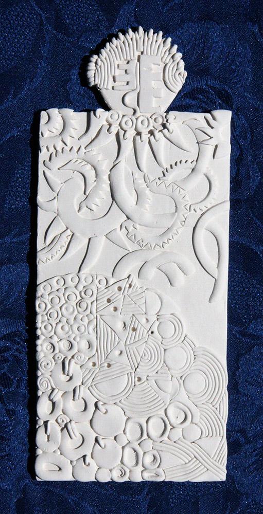 Ceramiche artistiche Racconti da un Guerriero