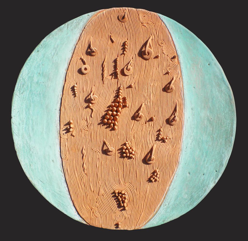 Ceramiche artistiche Sabbia Isole Pensieri